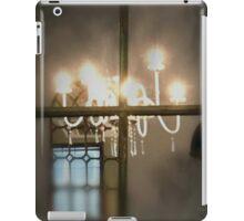 Chandelier Reflection iPad Case/Skin