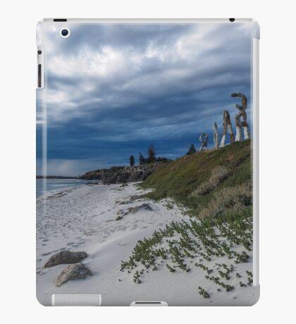 Cottesloe Sculptures iPad Case/Skin
