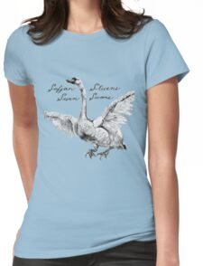 Sufjan Stevens Womens Fitted T-Shirt