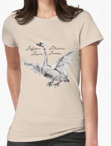 Sufjan Stevens Womens Fitted T-Shirt