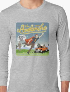 Sufjan Stevens Long Sleeve T-Shirt