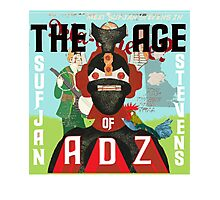 The age of Adz  Photographic Print