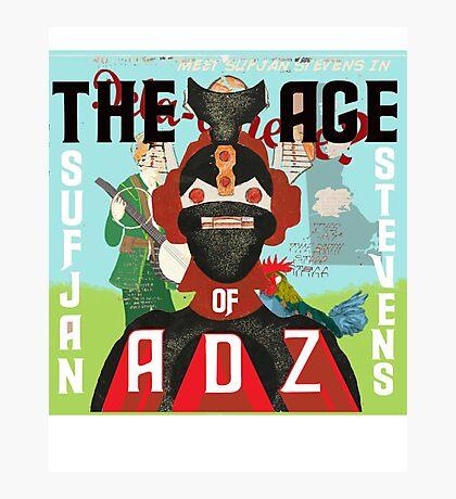 The age of Adz  Photographic Print