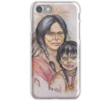 Native New Yorkers iPhone Case/Skin