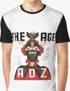 The Age of Adz Graphic T-Shirt