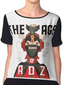 The Age of Adz Chiffon Top