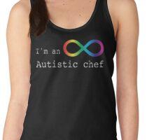 Autistic Chef Women's Tank Top
