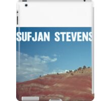 carrie and lowell promo iPad Case/Skin