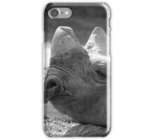 Rhino - Cincinnati Zoo iPhone Case/Skin