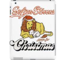 Sufjan Stevens iPad Case/Skin