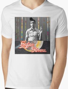 Sufjan Stevens Mens V-Neck T-Shirt
