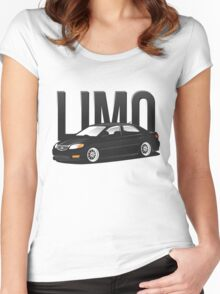 Toyota Limo / Vios 1NZ-FE Women's Fitted Scoop T-Shirt