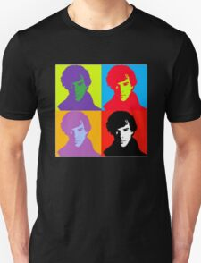 Sherlock Holmes Popart T-Shirt