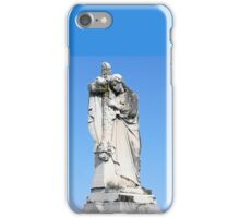 I will cling to the old rugged cross iPhone Case/Skin
