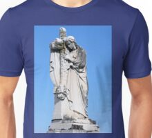 I will cling to the old rugged cross Unisex T-Shirt