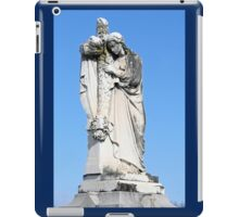 I will cling to the old rugged cross iPad Case/Skin