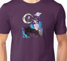 Lavender Ribbons Unisex T-Shirt