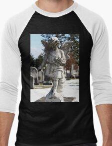Gentle Spirit Men's Baseball ¾ T-Shirt