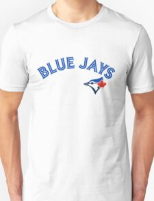 Toronto Blue Jays Wordmark with logo Unisex T-Shirt