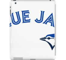 Toronto Blue Jays Wordmark with logo iPad Case/Skin