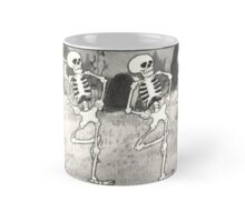 Dancing Skeletons Mug