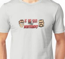 If We Ran Nintendo Unisex T-Shirt