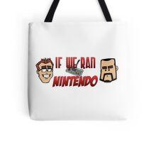 If We Ran Nintendo Tote Bag