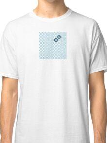 Math Tessellation Pattern Classic T-Shirt