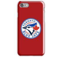 Toronto Blue Jays logo iPhone Case/Skin
