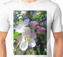 apple blossum treasure 2 Unisex T-Shirt