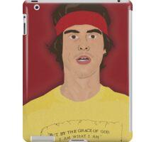 Joe Harper iPad Case/Skin