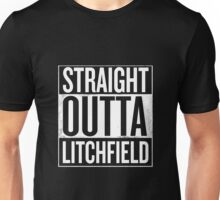 Straight Outta Litchfield Unisex T-Shirt