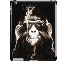 Smoking Monkey iPad Case/Skin