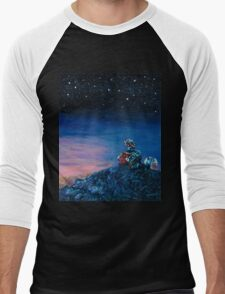 Wall-E Men's Baseball ¾ T-Shirt
