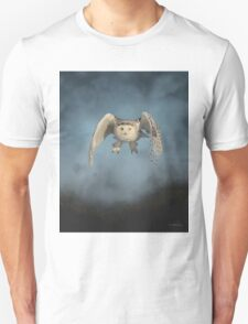 From the mist cometh mystery Unisex T-Shirt