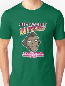 Rift Valley Bipeds Unisex T-Shirt
