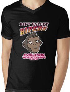 Rift Valley Bipeds Mens V-Neck T-Shirt
