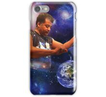 Neil DeGrasse Tyson: Planet Earth iPhone Case/Skin