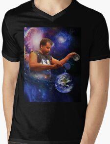 Neil DeGrasse Tyson: Planet Earth Mens V-Neck T-Shirt
