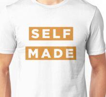 Self Made - Orange Unisex T-Shirt