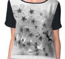Cherry Blossom - Melbourne Botanic Gardens Chiffon Top