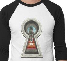 Life's Doors Men's Baseball ¾ T-Shirt