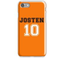Neil Josten's Jersey  iPhone Case/Skin