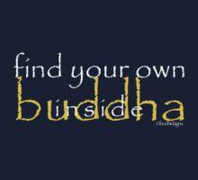 find buddha Kids Tee