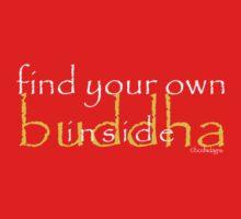 find buddha Baby Tee