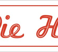 Pushing Daisies - The Pie Hole Sticker