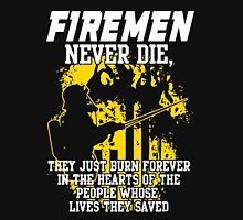 Fireman never die!!! Hoodie