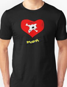cubone loves mom  T-Shirt