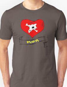 cubone loves mom  Unisex T-Shirt