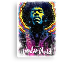 Voodoo Child Canvas Print